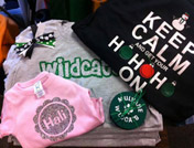 Shirts Plus Derby and Wichita Kansas custom t-shirt screenprinting and promotional item printing